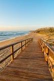 Costa Blanca beach Royalty Free Stock Image