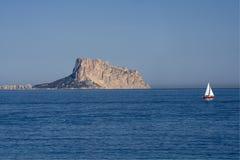 Costa-BLANCA-Küste Lizenzfreie Stockbilder