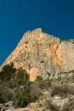 Costa Blanca mountain world Stock Image