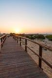 Costa Blanca-Strand Lizenzfreies Stockbild