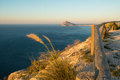 Costa Blanca Royalty Free Stock Images