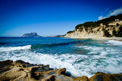 Costa Blanca Royalty Free Stock Image