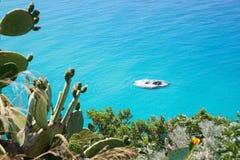 Costa bonita imagens de stock royalty free