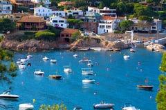 Costa Brava Lizenzfreies Stockfoto