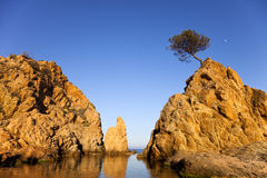 Costa Brava Royalty Free Stock Images