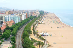 Costa Brava Zdjęcie Royalty Free