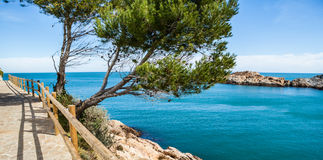 Costa Brava Royalty Free Stock Photos