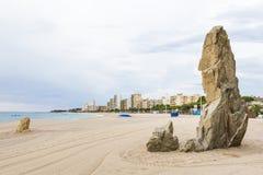 Costa Brava Zdjęcie Stock