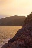 Costa Brava 050 Arkivbild