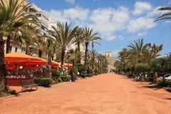 Costa Brava Fotos de archivo