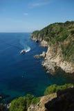 Costa Brava stockfoto