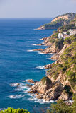 Costa brava Royalty Free Stock Image