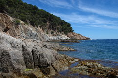 Costa Brava Image stock
