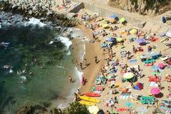 Costa Brava beach Royalty Free Stock Images