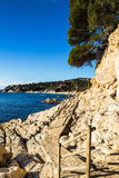 Costa Brava beach Royalty Free Stock Images