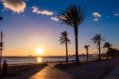 Costa Brava, Catalonia, Espanha Fotos de Stock Royalty Free