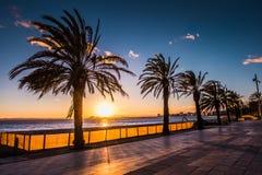 Costa Brava, Catalonia, Espanha Fotografia de Stock