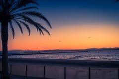 Costa Brava, Catalonia, Espanha Imagens de Stock Royalty Free
