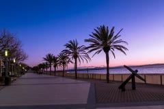 Costa Brava, Catalonia, Espanha Fotografia de Stock Royalty Free