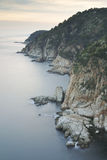 Costa Brava Cliff II Royalty Free Stock Photos