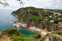 Costa Brava coast Royalty Free Stock Images