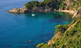 Costa Brava Coast Royalty Free Stock Images