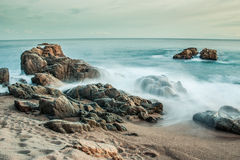 Costa Brava coast Stock Images
