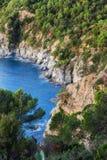 Costa Brava Coastline in Spain Royalty Free Stock Photography