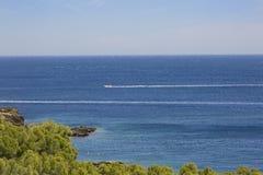 The Costa Brava in Girona Stock Images
