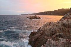 Costa Brava 069 HDR Stock Photos