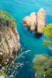Costa Brava Stock Images
