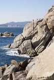 Costa Brava Palamos Royalty Free Stock Photo