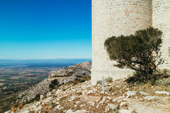 Costa Brava Panorama Royalty Free Stock Photo