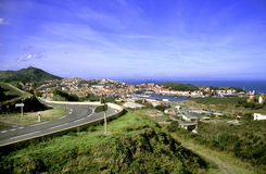 Costa Brava Road Trip Stock Images