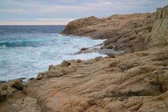 Costa Brava Rocks 01 Royalty Free Stock Photography