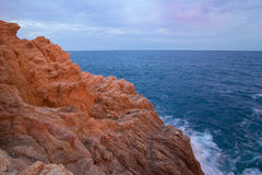 Costa Brava Rocks 03 Stock Images
