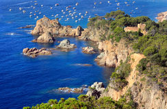 Free Costa Brava (Spain) Stock Images - 3191664