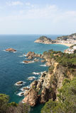 Costa Brava in Spain Stock Images