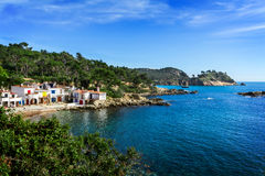 Costa Brava,Spain Stock Photo