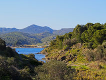Costa Brava, Spain Royalty Free Stock Images