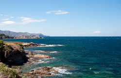 Costa Brava in Spain Royalty Free Stock Images