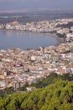 Costa Brava. Spanien Arkivfoton