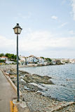 Costa Brava, Spanien stockfotos