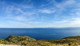 Costa Brava - Spanje Royalty-vrije Stock Afbeelding