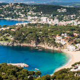 Costa Brava Stock Photo