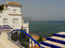 costa brava wybrzeże Hiszpanii Fotografia Stock