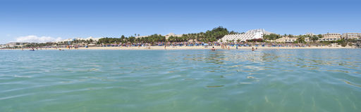 Costa Calma Beach Stock Photo