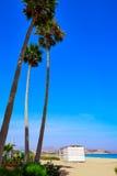 Costa Calma beach of Jandia Fuerteventura Stock Photo