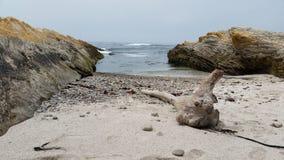 Costa central de Califórnia Imagem de Stock