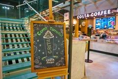 Costa Coffee imagem de stock